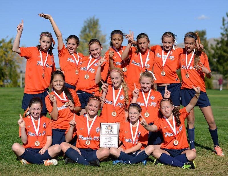 Wenatchee Cup Gold Champions
